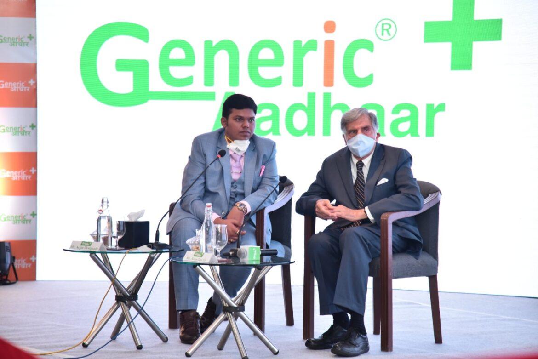 Generic Aadhaar Going Digital to Connect India