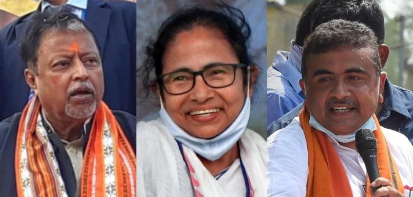 Mamata Banerjee Claims Mukul Roy Is Better Than Suvendu  Adhikari.