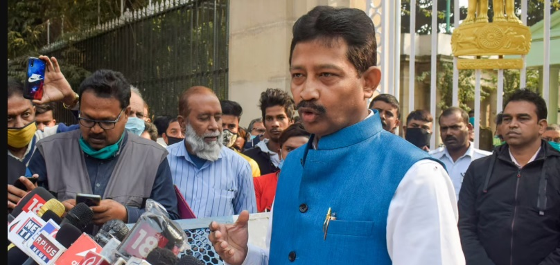 West Bengal Forest minister Rajib Banerjee resigns from his position