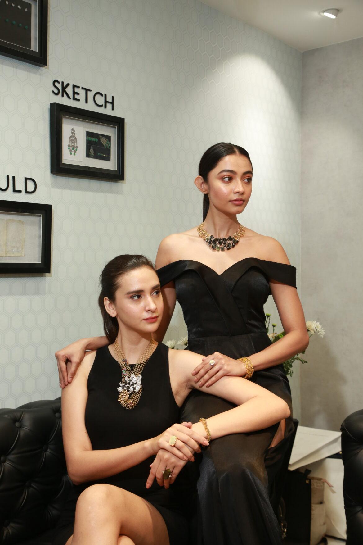 Bespoke Fine Jewelry brand Nornament launches their new showroom in Kolkata